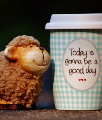 oggi sarà una buona giornata