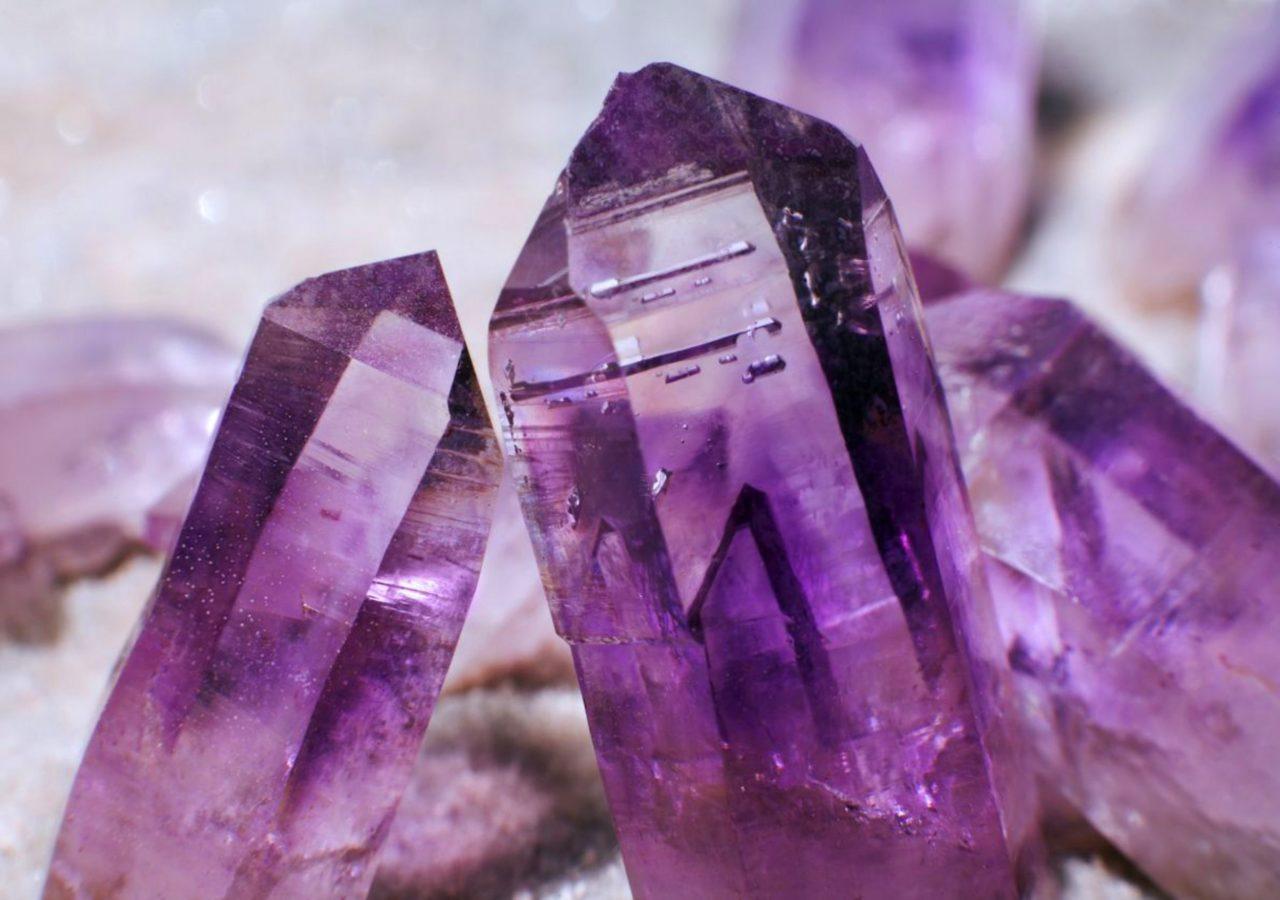 Ametista Dove Trovarla ametista: il cristallo con le proprietà dello xanax