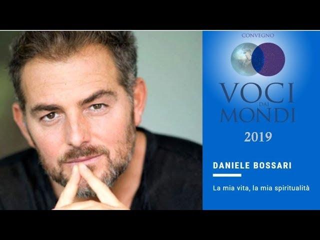 Daniele Bossari parla della cristalloterapia e di come lo ha aiutato