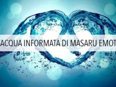acqua informata