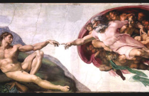 la creazione di Adamo