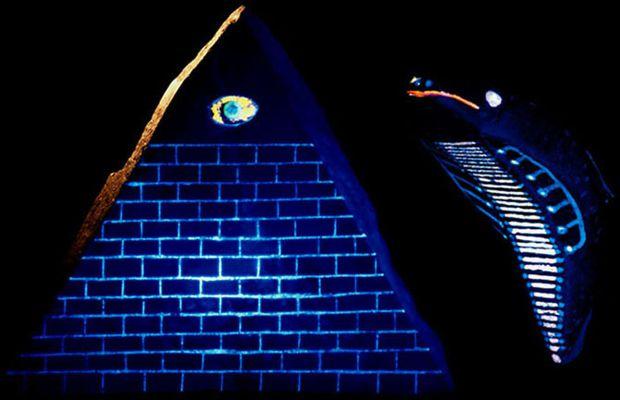 piramide nera