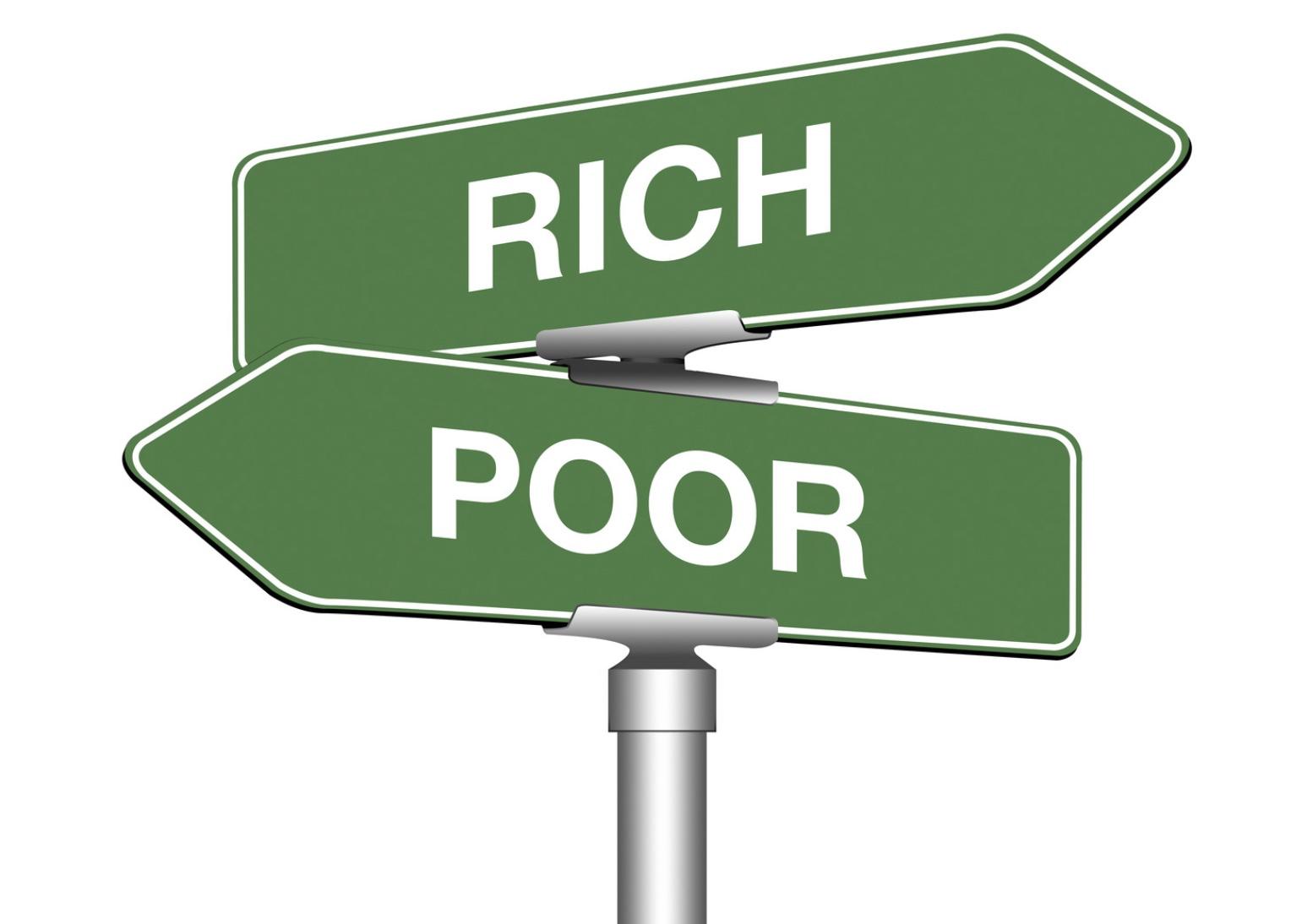 ricco e povero
