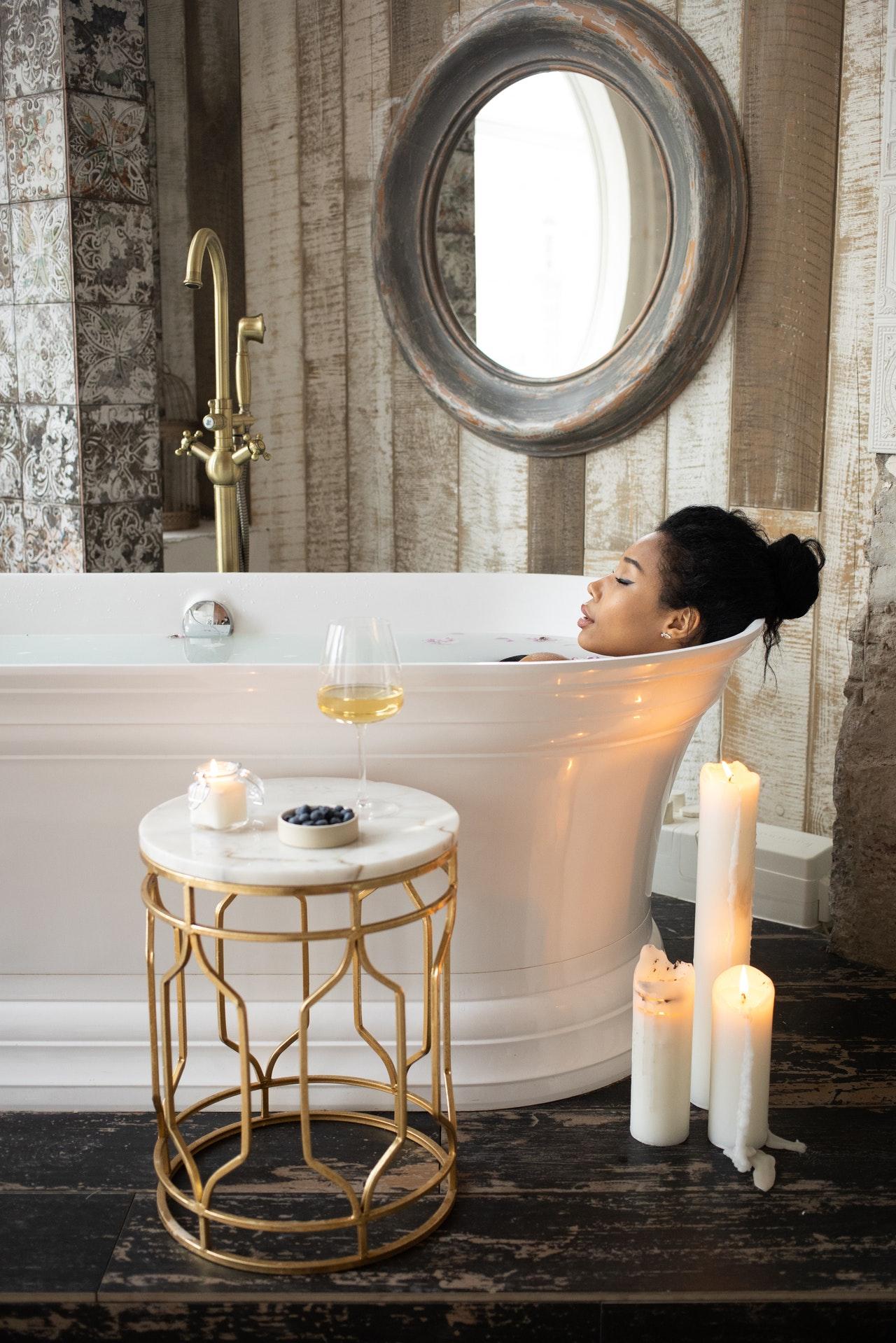 bagno rituale